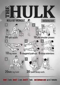 Hulk Hijau