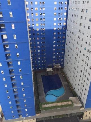 apartemen tower chrysant
